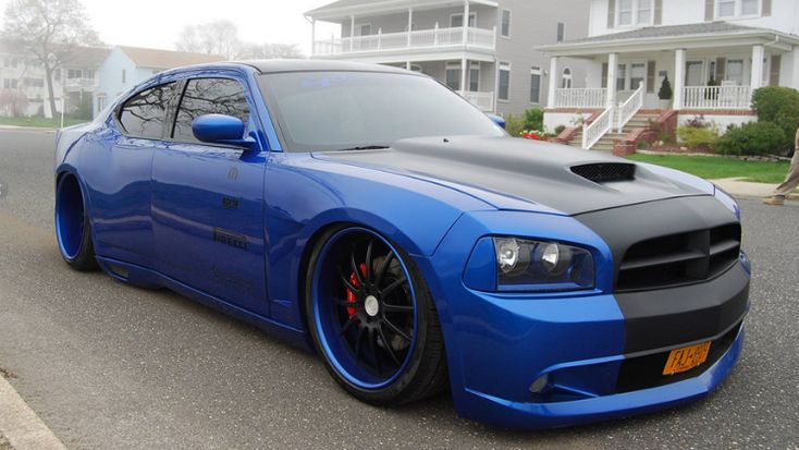 2006 Dodge Charger R T Rides Magazine Custom Car Ideas