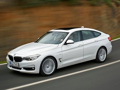 Driving impression of the new BMW 3 Series Gran Turismo...