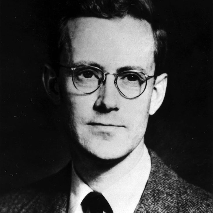 #OTD #HistSci 30 August 1912  Edward Mills Purcell is born in Taylorville, Illinois. He carried out the first successful nuclear magnetic resonance (NMR) experiment at Harvard and was awarded the 1952 Nobel Prize for Physics. Today, NMR spectroscopy is used by chemists to identify organic compounds and magnetic resonance imaging (MRI) is very widely used in diagnostic medicine.  © ullstein bild/ullstein bild via Getty Image