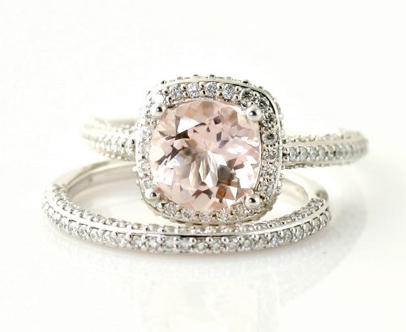 Gorgeous!: Ideas, Wedding Ring, Rosegold, Jewelry, Things, Dreams Rings, Pink Diamonds, Engagement Rings, Rose Gold