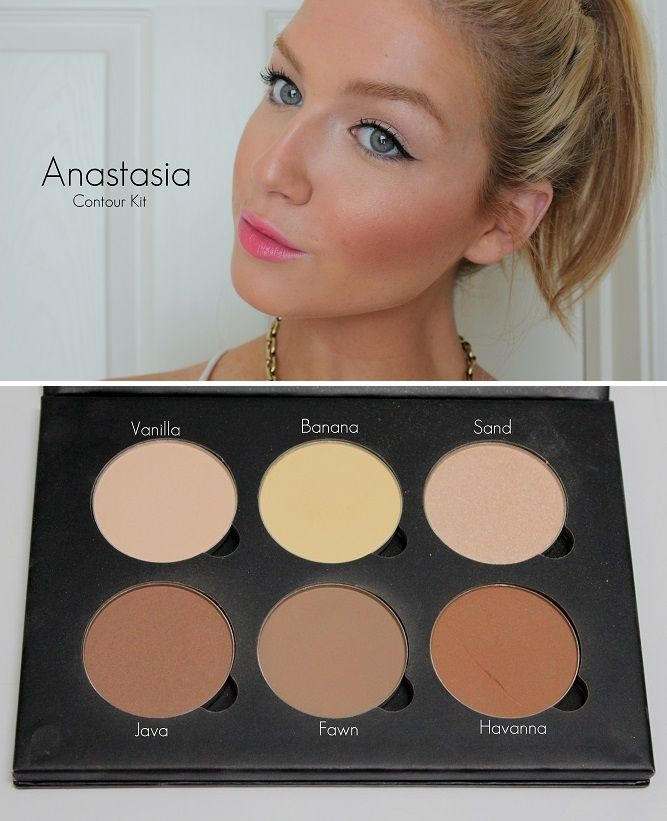 17 Best Ideas About Anastasia Contour Kit On Pinterest