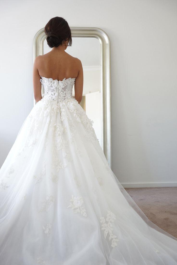 Steven Khalil dress