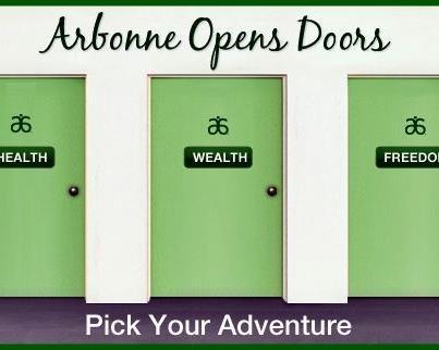Arbonne Opens Doors