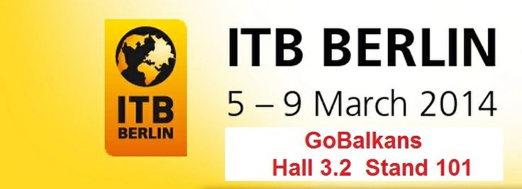 Meet us at ITM Berlin