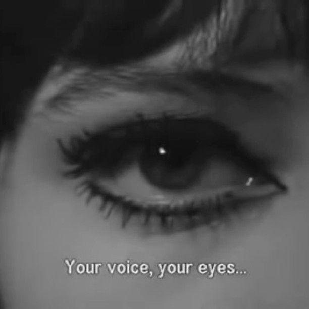 "#differFilm! Anna Karina in ""Alphaville"". directed by Jean-Luc Godard, 1965."