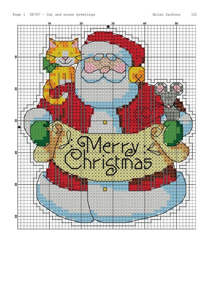 723 besten cross stitch christmas 1 bilder auf pinterest. Black Bedroom Furniture Sets. Home Design Ideas