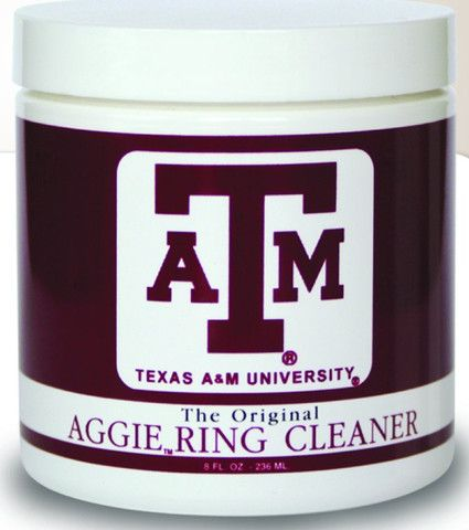 Aggie Ring Cleaner