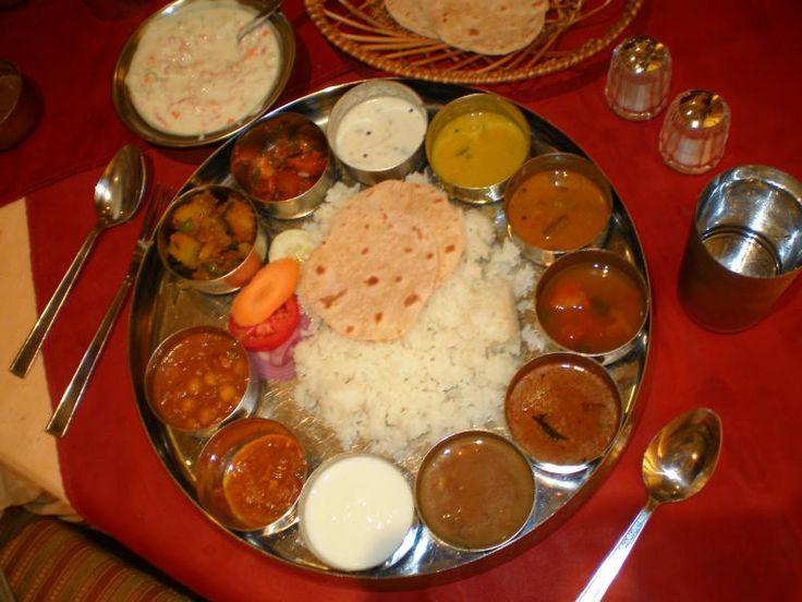 Hint Mutfağı - Hint Yemekleri