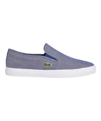 9fcb867b43d4a2 LACOSTE LACOSTE MEN S GAZON SPORT 216 1 SLIP-ON.  lacoste  shoes ...