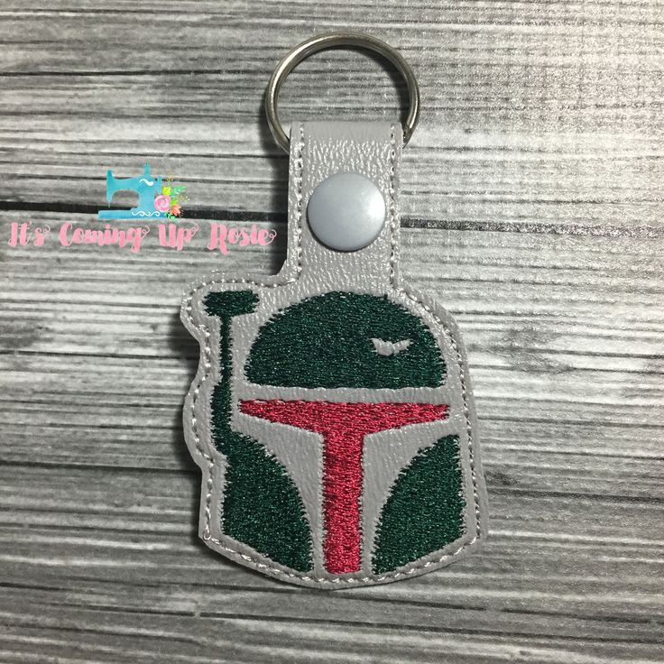 Star Wars Boba Fett Keychain