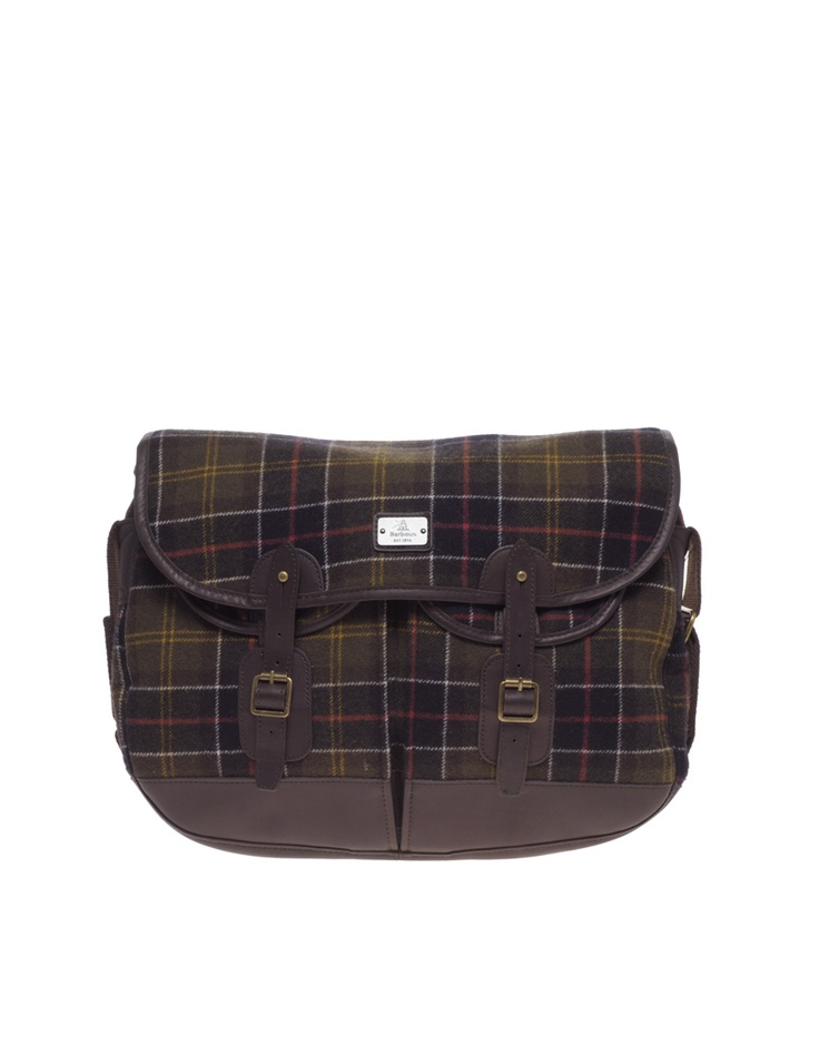 Barbour bag GIMME NOW!