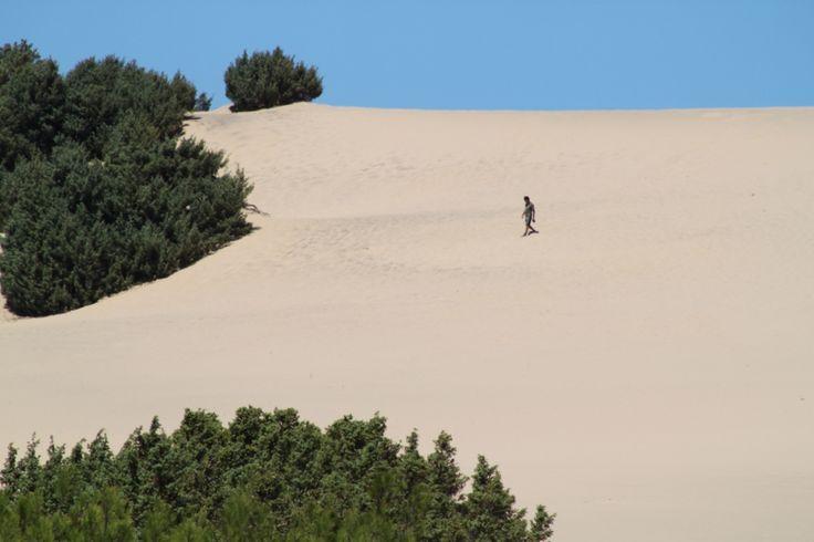 DESERTO DI SABBIA - Nel sud della Sardgna si trova Piscinas: un luogo surreale caratterizzato da alte dune di sabbia modellate dal vento. Ci si può trovare ogni giorno a guardare un paesaggio diverso, paradossalmente restando ad osservare lo stesso punto. Questa è la natura che dà dimostrazione della sua assoluta potenza e del suo straordinario fascino.