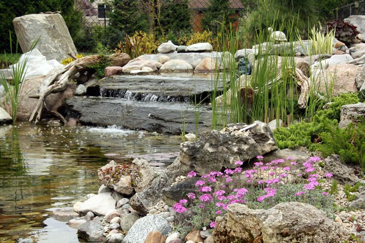 Water Features | Tydan Landscape - Outdoor Living for London & Southwestern Ontario - Landscape Design and Build
