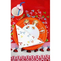 Charlie and Lola place setting