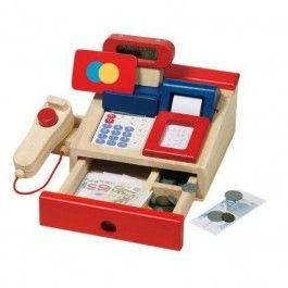 caisse enregistreuse pour enfant : 40 €