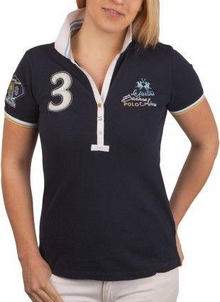 La Martina ® Women Poloshirt Bueno Aires