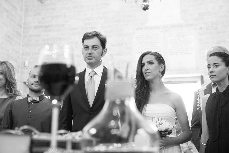 TARSANAS WEDDING PARTY-SYROS orthodox wedding couple church wine | lafete