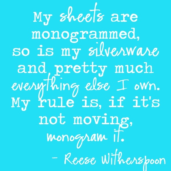We found this on our good friend's Pinterest. Thanks Monograms Plus of Cullman!