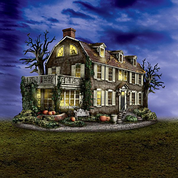 America's Most #Haunted Village Collection OMG!