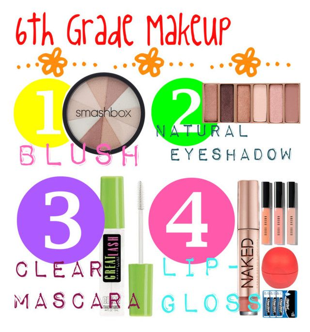 """6th Grade Makeup"" by volleyballspikr on Polyvore"