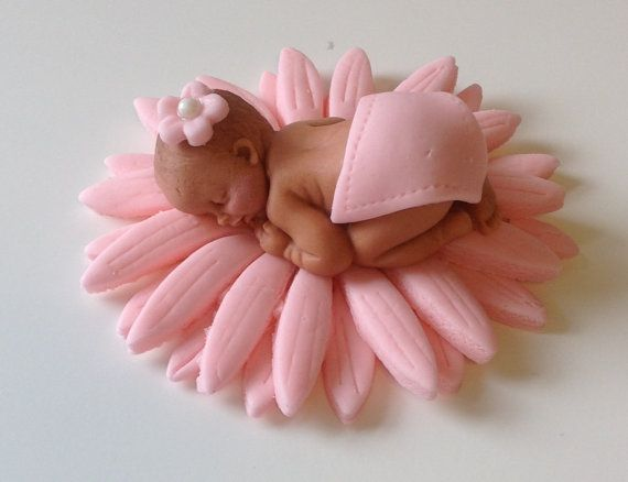 BABY SHOWER CAKE Topper Flower Daisy first birthday l decorations