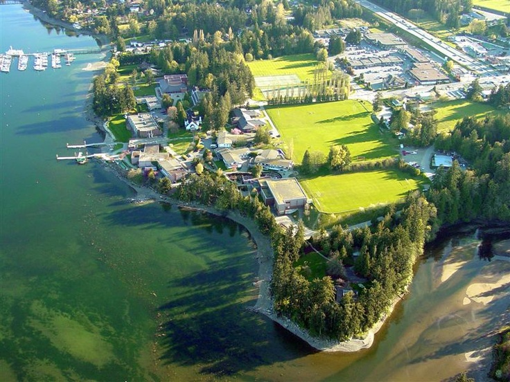 Aerial View #brentwoodcollege