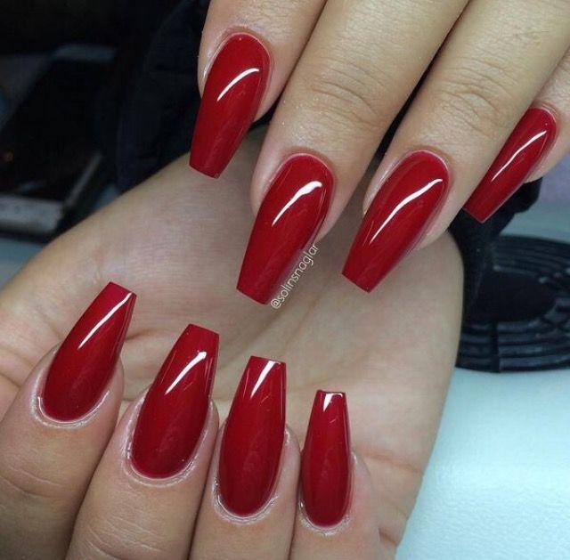 Roter Nagellack – rot ♥ Parfum.de