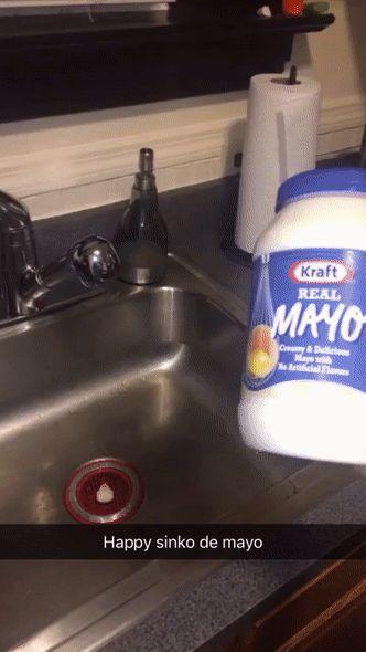 Sinko de Mayo - cinco de mayo