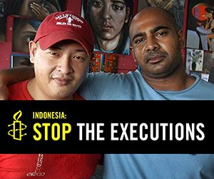 Australians Andrew Chan and Myuran Sukumaran, along with a number of other people, are facing imminent execution in Indonesia © Bintoro Luckman