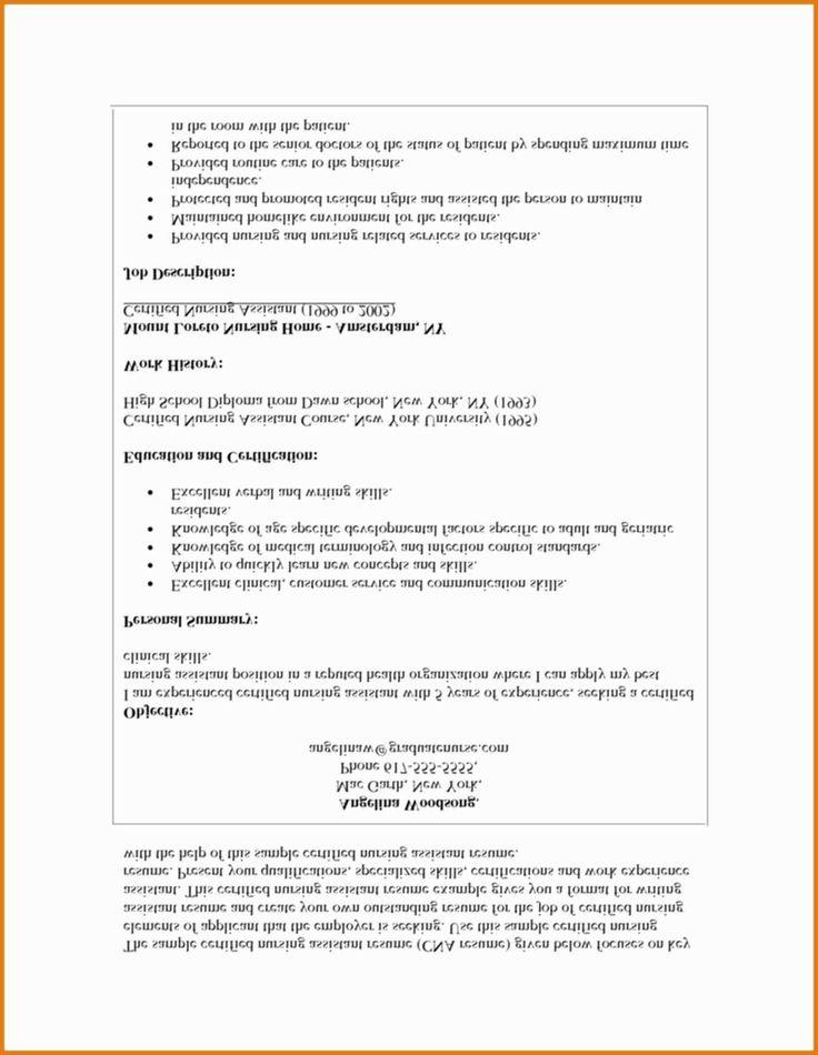 Cdl truck driver job description for resume best of