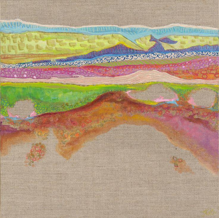 Fowlers Gap Glowing by Kerry Candarakis | PLATFORMstore