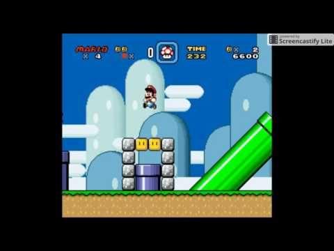Super Mario World Snes Super Nintendo online - Games Free