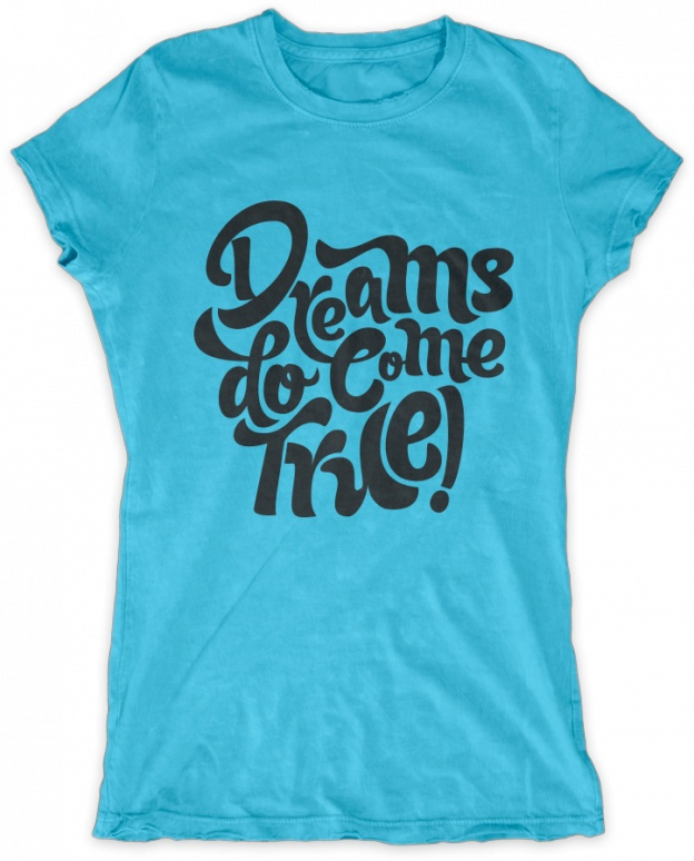 Evoke Apparel - Dreams Do Come True Womens Graphic T-shirt, $27.00 (http://www.evokeapparelcompany.com/dreams-do-come-true-womens-graphic-t-shirt/)  This womens graphic t-shirt reminds you to Follow your dreams, because they do come true.