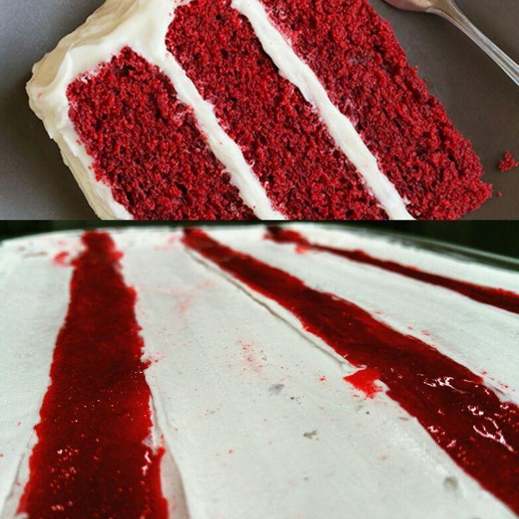 Red velvet ice cram   #redvelvet #callozmrzlina