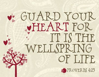 life what guarding your heart actually means