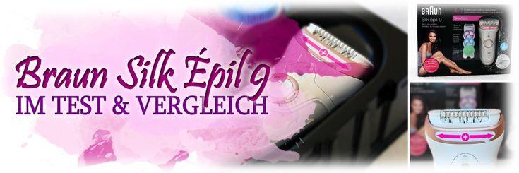 """Braun Silk Épil 9 SkinSpa im Test: Jetzt Lesen ⇒ Testbericht & Meinungen zum Braun 9-961 ✓ 5 Epilierer im Vergleich ✓ """"Nachteile: Hoher..."""" - 30% Rabatt ..."""