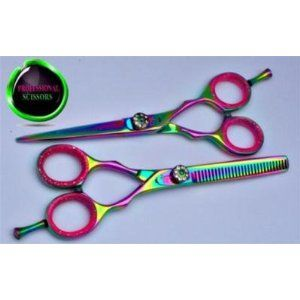 professional hairdressing scissors hair cutting shears 55 barber