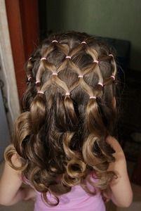 40 ideias de penteados para cabelos de meninas