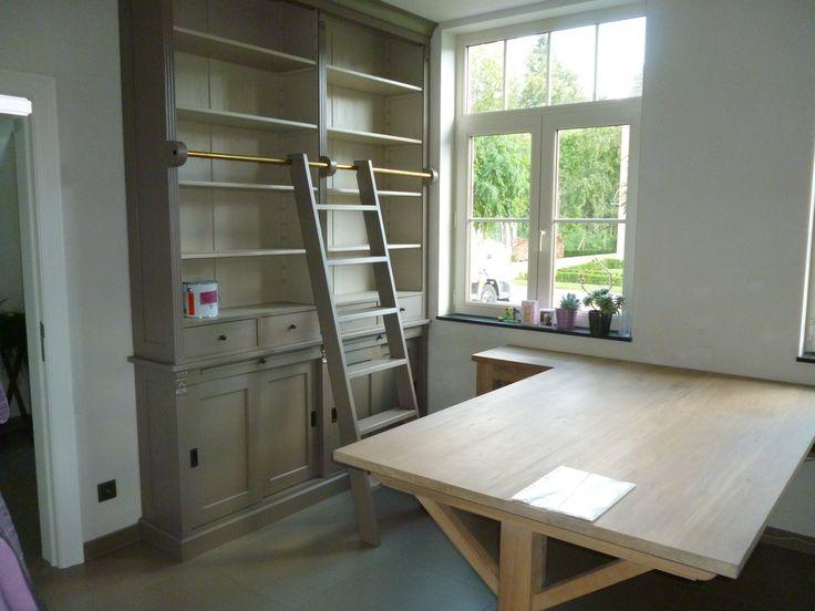 Precision work custome made by antiek en interieur den for Landelijke inrichting huis