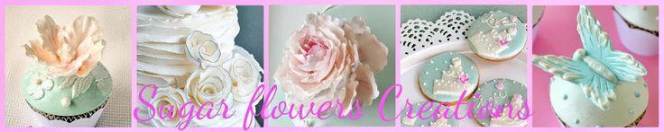 Sugar flowers Creations-Nicky Lamprinou