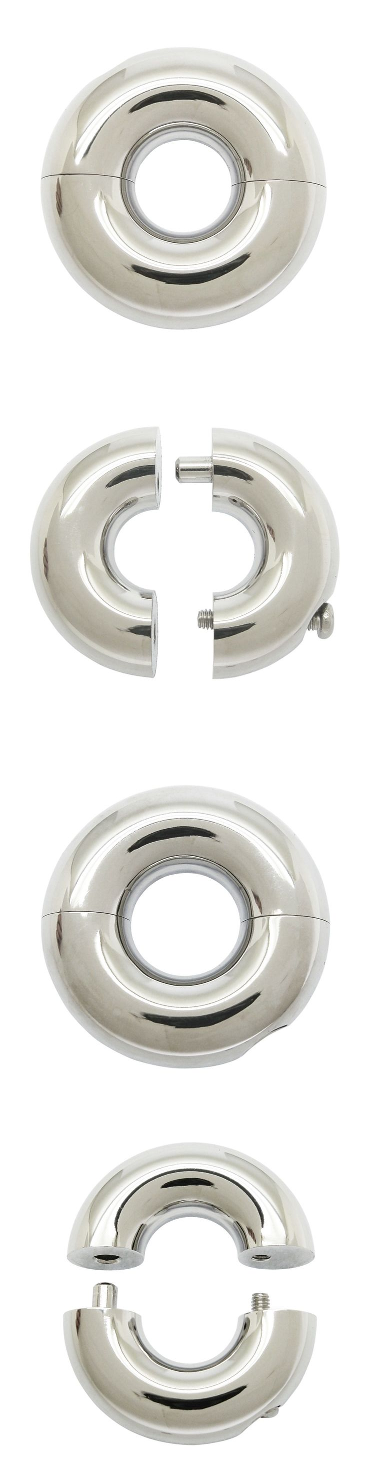 Body Piercing Jewelry 32050: Surgical Steel Tribal Dream Ring Genital Piercing Segment Ring From 5Mm To 15Mm -> BUY IT NOW ONLY: $33.99 on eBay!