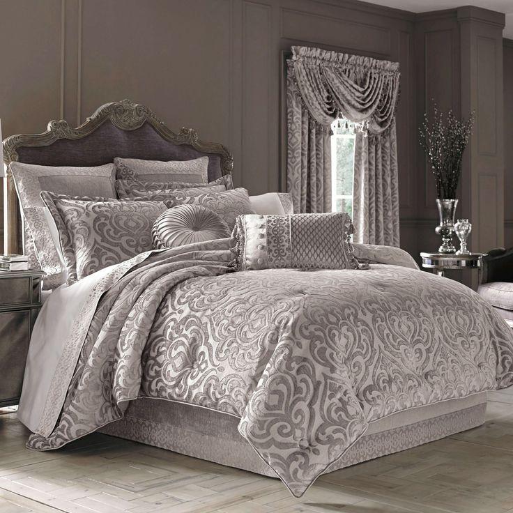 Best 25+ Silver bedding sets ideas on Pinterest | Silver ...
