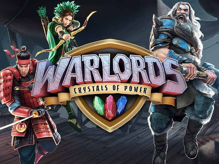 Warlords: Crystals Of Power No Download Slot