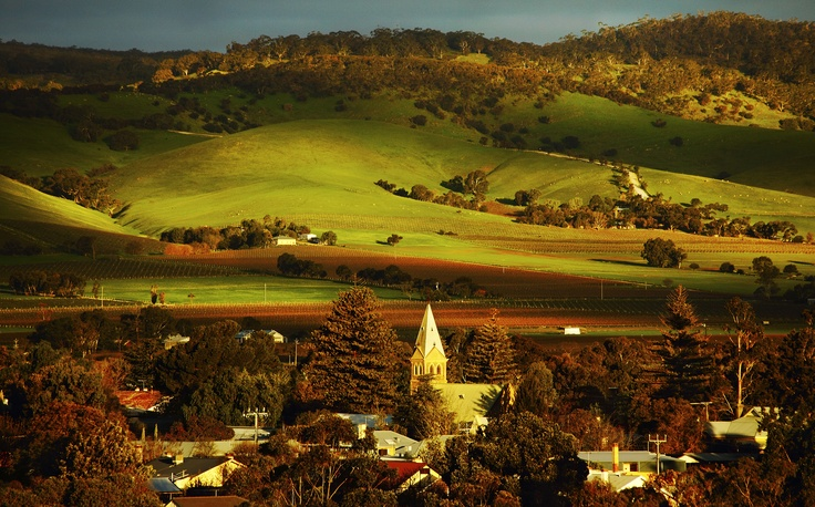 Tanunda, Barossa Valley, South Australia.