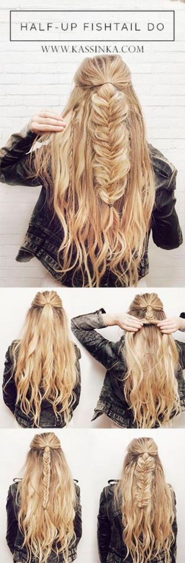 17 Hairstyles That Can be Done in 3 Minutes