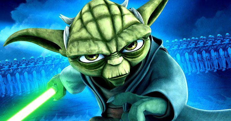 'Star Wars Rebels' Clip: Frank Oz Returns as Yoda -- Yoda offers some wisdom to Freddie Prinze Jr.'s Kanan in a clip from the next 'Star Wars Rebels' episode, airing January 5th. -- http://www.movieweb.com/star-wars-rebels-yoda-clip-frank-oz