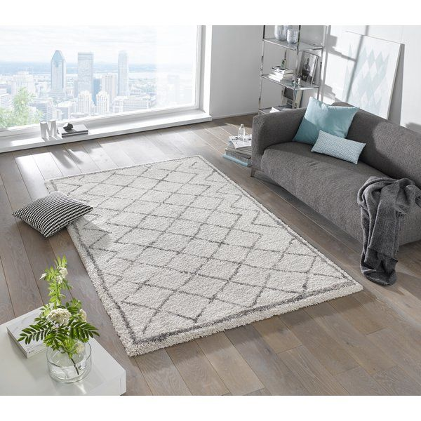 You'll love the Velours Loft Designer Rug in Cream/Grey at Wayfair.co.uk - Great Deals on all Home Décor products with Free Shipping on most stuff, even the big stuff.