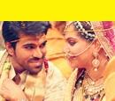 Ram Charan Teja & Upasana Kamineni wedding pictures!