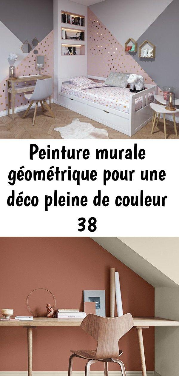 Peinture Paillete Murale Idees