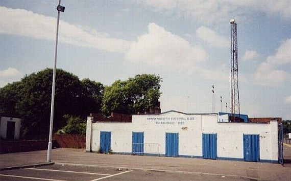 Cowdenbeath who play at Central Park